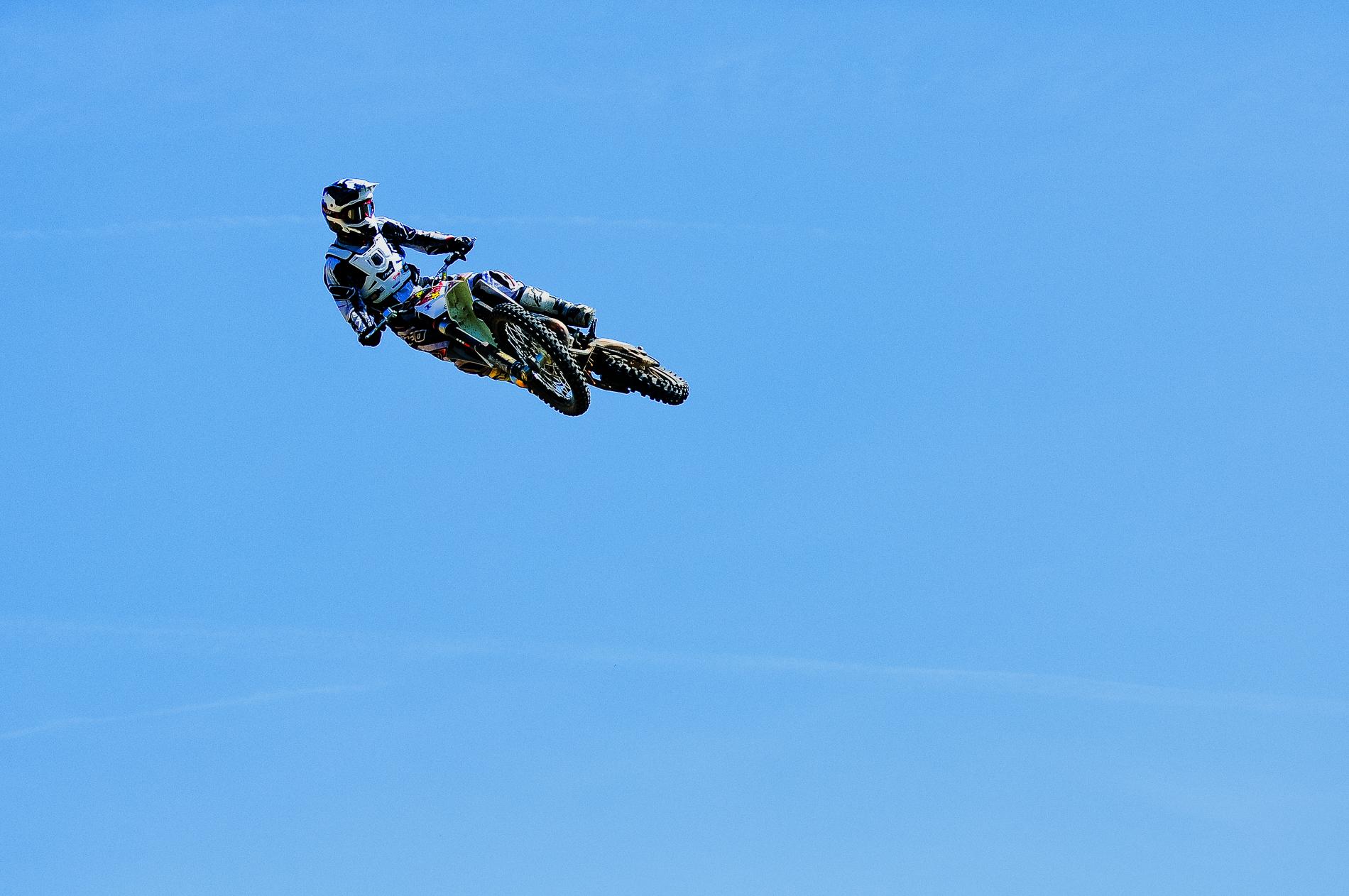 Jump Moto Cross
