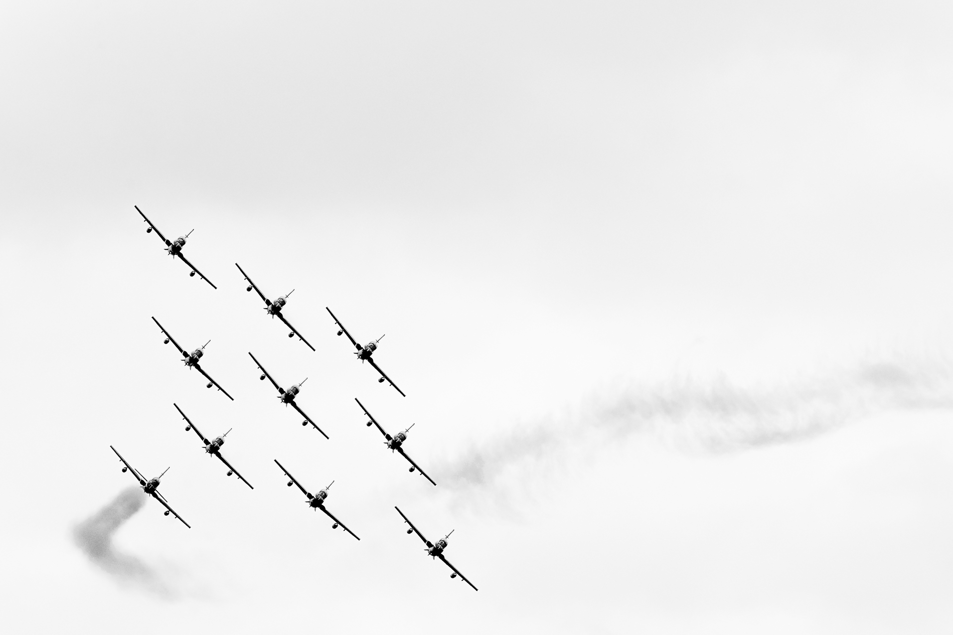 Airpower 2019 - aerobatic squadron